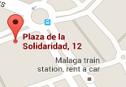 Situación Oficina de Málaga